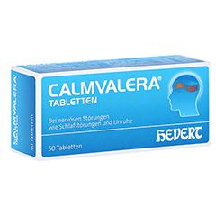 CALMVALERA Hevert Tabletten 50 Stück N1