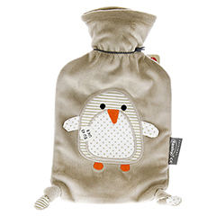 FASHY Wärmflasche Pinguin Pia 1 Stück