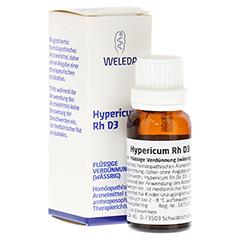 HYPERICUM RH D 3 Dilution 20 Milliliter N1
