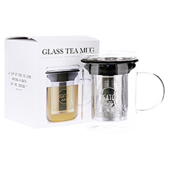 Glass Tea Mug 350ml 1 Stück