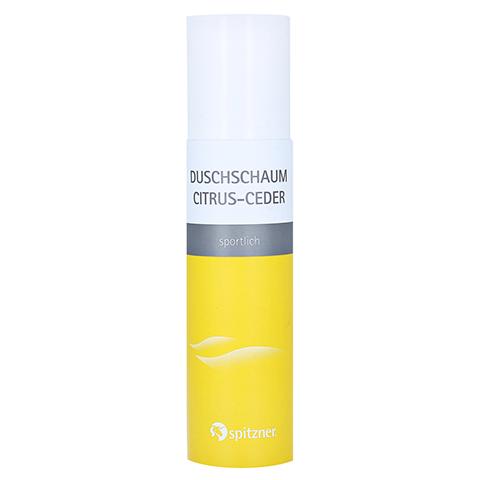 SPITZNER Duschschaum Citrus-Ceder 150 Milliliter