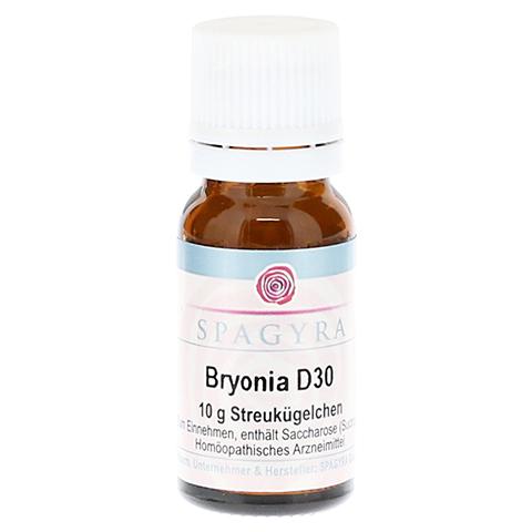 BRYONIA D 30 Globuli 10 Gramm N1
