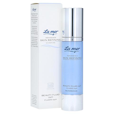 LA MER ADVANCED Skin Refining Beauty Fluid 24h o.P 50 Milliliter