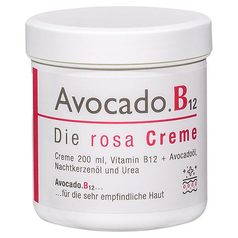 Avocado B12 Creme 200 Milliliter