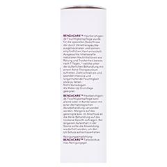 BENZACARE hautberuhigende Feuchtigkeitspflege + gratis Stressball 120 Milliliter - Rechte Seite