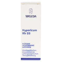 HYPERICUM RH D 3 Dilution 20 Milliliter N1 - Vorderseite