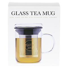 Glass Tea Mug 350ml 1 Stück - Vorderseite