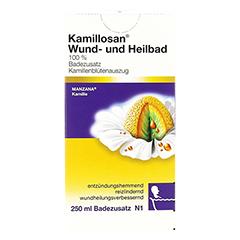 KAMILLOSAN Wund- und Heilbad 250 Milliliter N1 - Vorderseite