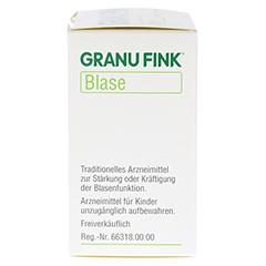 GRANU FINK BLASE 100 Stück - Linke Seite