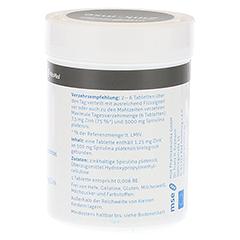 ZINK II MSE 1,25 mg Tabletten 120 Stück - Linke Seite
