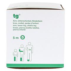 TG Schlauchverband Gr.5 5 m weiß 24023 1 Stück - Linke Seite