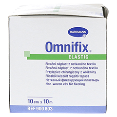 OMNIFIX elastic 10 cmx10 m Rolle 1 Stück - Linke Seite