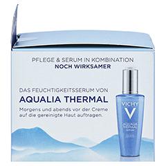 VICHY AQUALIA Thermal Dynam.Pflege reichh. + gratis Vichy Mineral 89 Mini 50 Milliliter - Rechte Seite