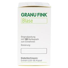 GRANU FINK BLASE 100 Stück - Rechte Seite