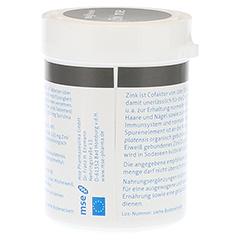ZINK II MSE 1,25 mg Tabletten 120 Stück - Rechte Seite
