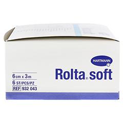ROLTA soft Synth.-Wattebinde 6 cmx3 m 6 Stück - Rechte Seite