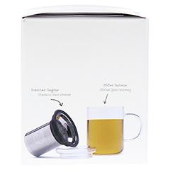 Glass Tea Mug 350ml 1 Stück - Rechte Seite