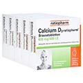 Calcium D3-ratiopharm 600mg/400I.E. 100 Stück