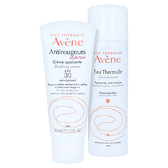Avène Antirougeurs Tag Beruhigende Creme + gratis AVENE Thermalwasser Spray 50 ml 40 Milliliter