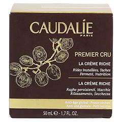 CAUDALIE Premier Cru riche Creme 50 Milliliter - Rückseite