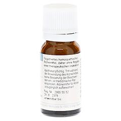 CALCIUM CARBONICUM Hahnemanni D 12 Globuli 10 Gramm - Rückseite