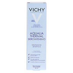 VICHY AQUALIA Thermal Dynam.Serum 30 Milliliter - Rückseite