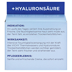 VICHY AQUALIA Thermal Dynam.Pflege reichh. + gratis Vichy Mineral 89 Mini 50 Milliliter - Rückseite