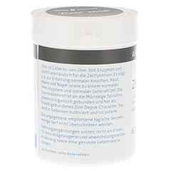 ZINK II MSE 1,25 mg Tabletten 120 Stück - Rückseite
