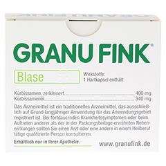 GRANU FINK BLASE 100 Stück - Rückseite