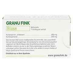 GRANU FINK BLASE 50 Stück - Rückseite