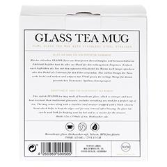 Glass Tea Mug 350ml 1 Stück - Rückseite