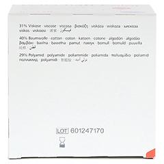 Peha-haft Color Fixierbinde latexfrei 6 cmx20 m rot 1 Stück - Rückseite