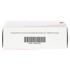 GRANU FINK Cranberry-Kürbis PLUS Tabletten 120 Stück - Unterseite