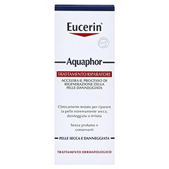 Eucerin Aquaphor Repair-Salbe + gratis Eucerin Aquaphor Mini 4 ml 45 Milliliter - Rückseite
