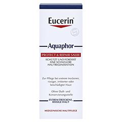 Eucerin Aquaphor Repair-Salbe + gratis Eucerin Aquaphor Mini 4 ml 45 Milliliter - Vorderseite