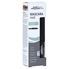 medipharma Mascara med 5 Milliliter