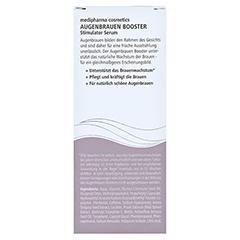 medipharma Augenbrauen Booster Augenbrauenserum 4 Milliliter - Rückseite