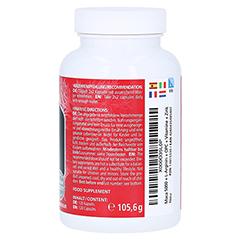 MACA 10:1 hochdosiert+L-Arginin+OPC+Vit.vegan Kps. 120 Stück - Linke Seite