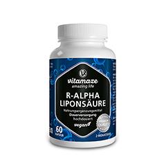 R-ALPHA-LIPONSÄURE 200 mg hochdosiert vegan Kaps. 60 Stück
