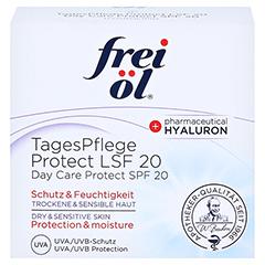 FREI ÖL Hydrolipid TagesPflege Protect LSF 20 Cr. 50 Milliliter - Vorderseite