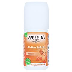 WELEDA Sanddorn 24h Deo Roll-on 50 Milliliter