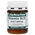 VITAMIN B12 1000 µg Forte Tabletten 180 Stück