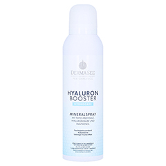 DERMASEL Mineral Spray Hyaluron Booster 150 Milliliter