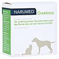 NARUMED Diarrhoe Pulver-Sticks f.Hunde/Katzen 30x1.6 Gramm