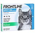 FRONTLINE Spot on K Lösung für Katzen 6 Stück