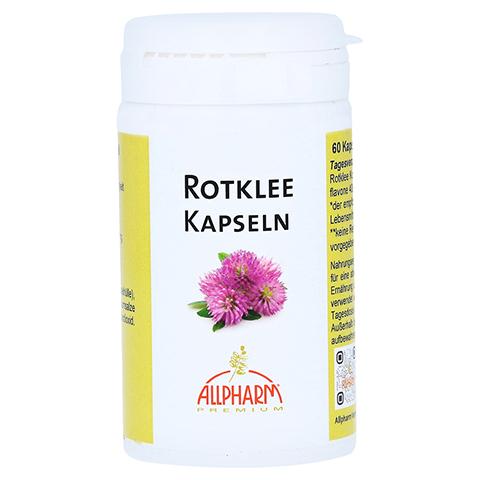 ROTKLEE ISOFLAVONE 500 mg Kapseln 60 Stück