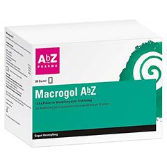 MACROGOL AbZ Plv.z.Her.e.Lsg.z.Einnehmen 20 Stück