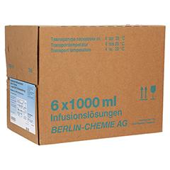 ISOTONISCHE NaCl BC 9 mg/ml 0,9% Inf.-Lsg.Glasfl. 6x1000 Milliliter