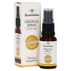 BACHBLÜTEN Original Spray nach Dr.Bach 20 Milliliter