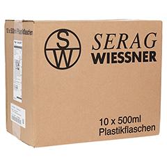 RINGER LÖSUNG DAB 7 Plastik 10x500 Milliliter N2